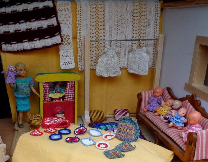 Miniatuurhandwerk