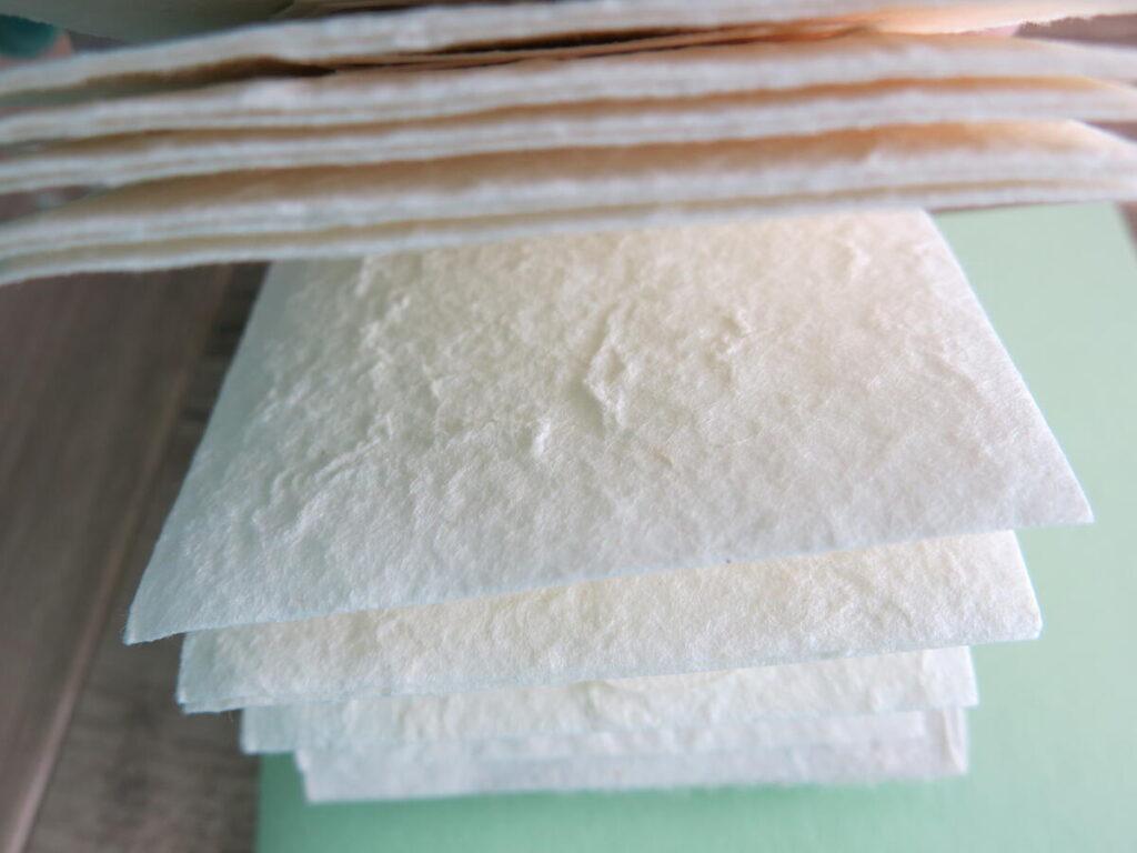 Folder handmade paper